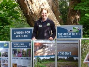 Katie Wilkinson Community Conservation Officer Dorset Wildllife Trust copy v2