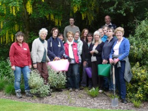 volunteer group june 2016